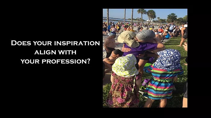 Does Your Inspiration Align with Your Profession?